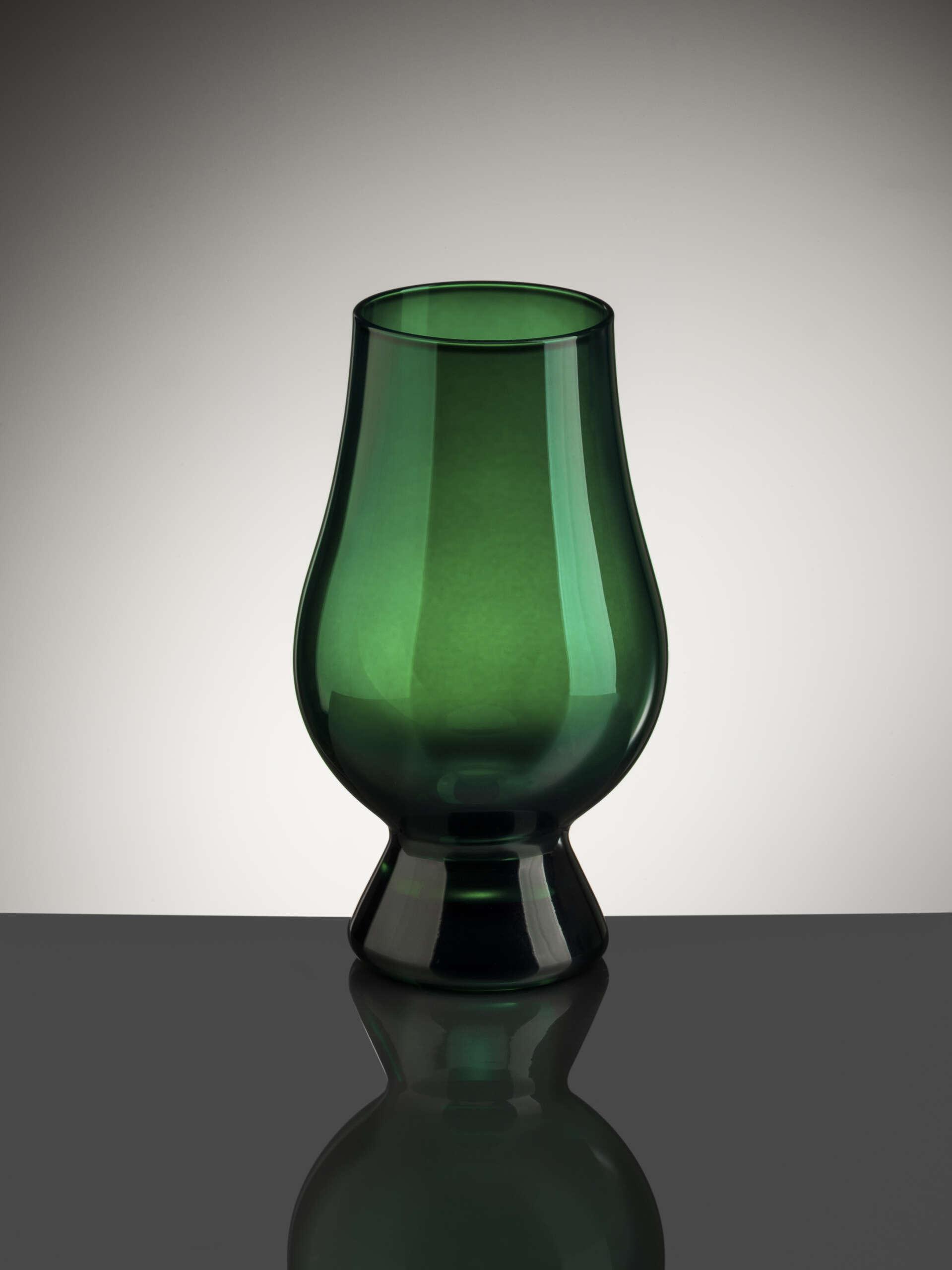 Grønt Glencairn Glass