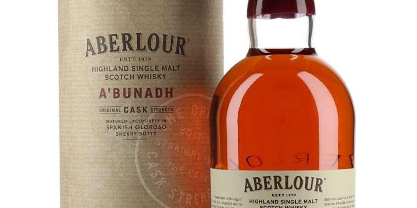 Aberlour A'Bunadh Batch #63 Single Malt