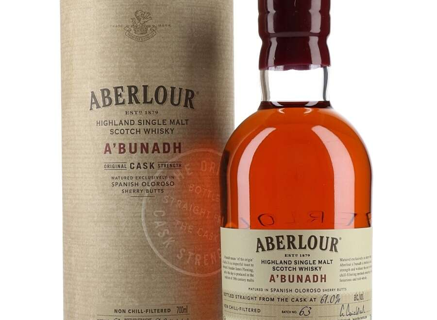 Aberlour A'Bunadh Batch #63 Single Malt