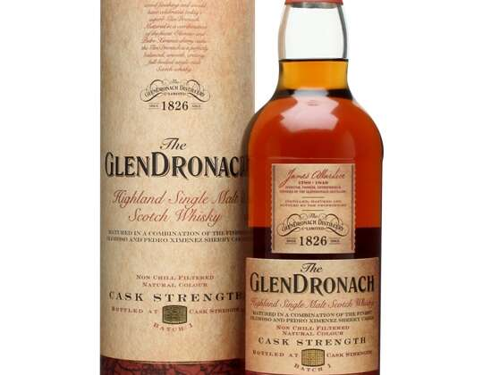 GlenDronach Cask Strength Batch 1